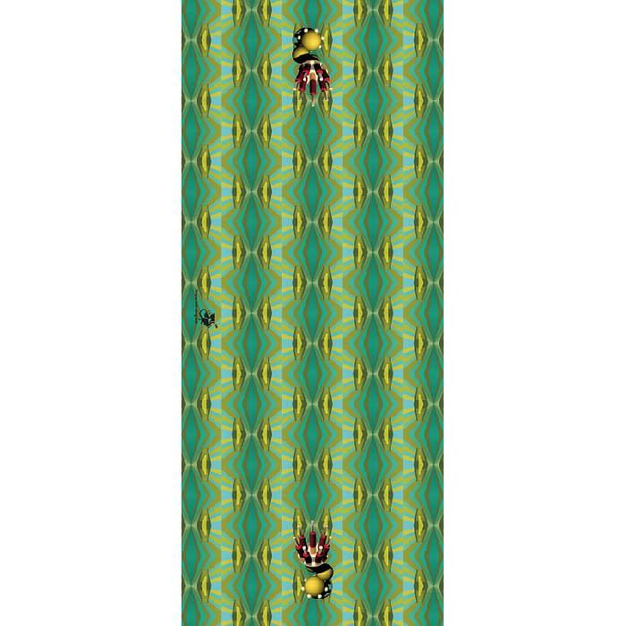 foulard 50 x 125 cm 01 Noemie BSG - design lab