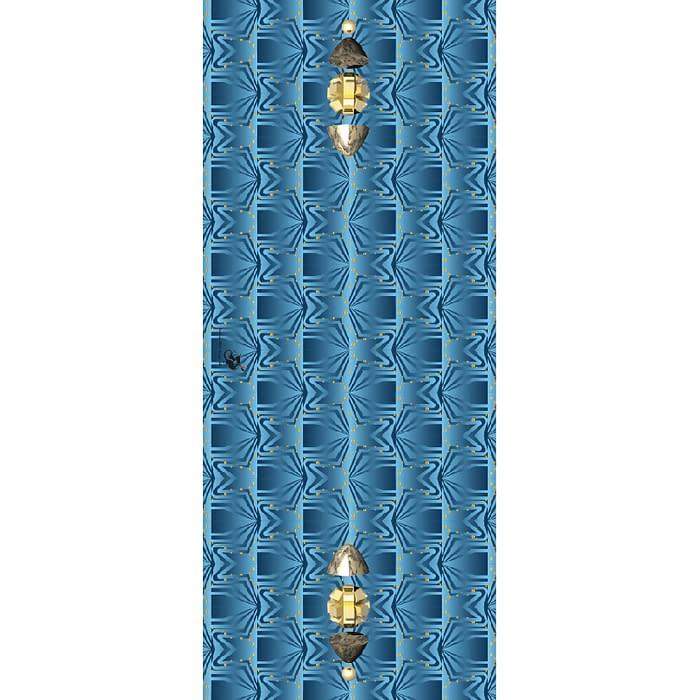 foulard 50 x 125 cm 02 Noemie BSG - design lab